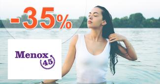 Zľava -35% na Menox45 Extra Forte na Menox45.sk