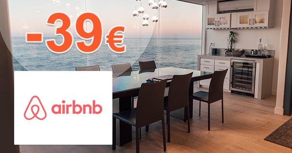 Zľava -39€ ako kredit na rezervácie cez Airbnb.cz