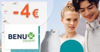 Zľava -4€ na Avene Hydrance na BenuLekaren.sk