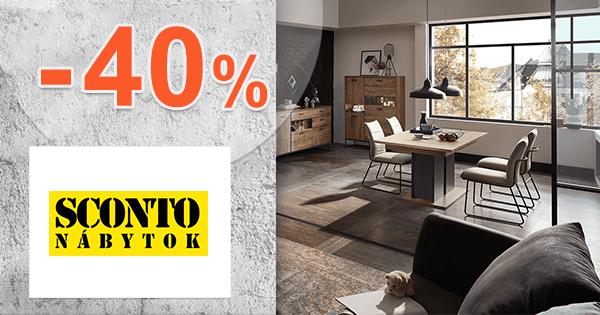 Zľava -40% na Sconto.sk