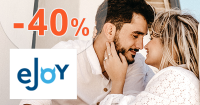 Zľava -40% na eJoy.sk