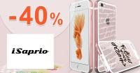 Zľava -40% na vybrané príslušenstvo na iSaprio.sk