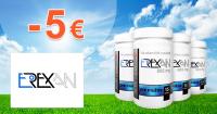 Zľava -5€ na balíček Plus na Erexan.sk