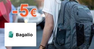 Zľava -5€ na prvý nákup na Bagalio.sk