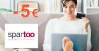 Zľava -5€ za odber newslettera na Spartoo.sk