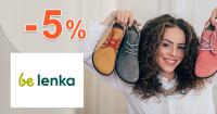 Zľava -5% na všetko na prvý nákup na BeLenka.sk