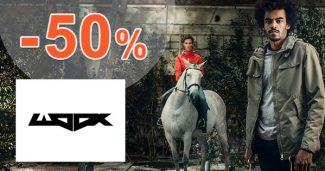 Zľava minimálne -50% na všetko na WOOX.sk
