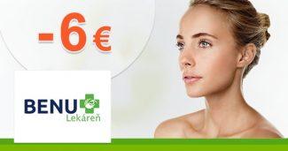 Zľava -6€ na La Roche-Posay na BenuLekaren.sk