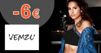 Zľava -6€ na nákup na Vemzu.sk