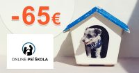 Zľava -65€ na Základný kurz na OnlinePsiaSkola.sk