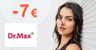 Zľava -7€ pri kúpe 2 produktov Vichy na DrMax.sk