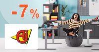 Zľava -7% na všetko k nákupu na AJProdukty.sk