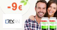 Zľava -9€ na 2x EREXAN Stabil na Erexan.sk