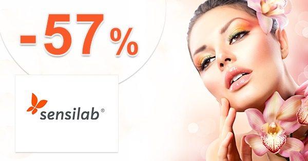 Zľava až -57% + darček na Cellulite na Sensilab.sk