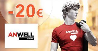Zľava až do -20€ na tlač diplomovky na AnWell.sk