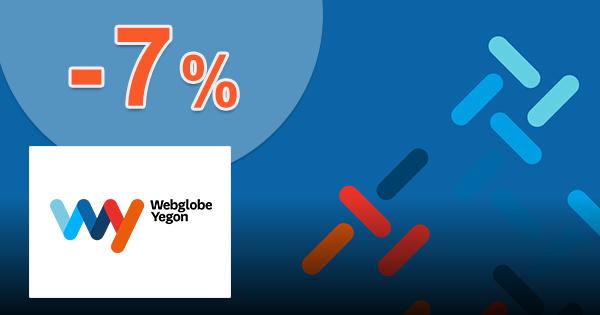 Zľava na Cloud hosting -7% na WY.sk, kupón, akcia