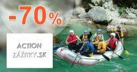 Zľavnené zážitky až -70% zľavy na ActionZazitky.sk