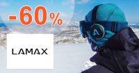 Zľavnený sortiment až do -60% na LamaxShop.sk