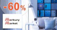 Výpredaj na dekorácie až -60% na MerkuryMarket.sk
