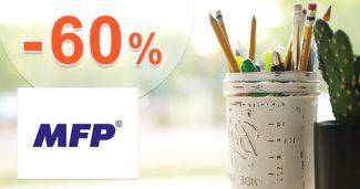 Zľavnený tovar v akcii až -60% na MFPpapier.sk