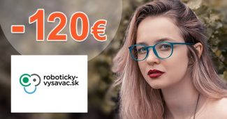 Zľava -120€ na Dolphin S300i na Roboticky-Vysavac