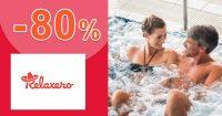 Zľavy až -80% na pobyty a zájazdy na Relaxero.sk