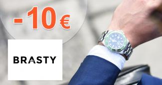 Zľavový kód -10% na hodinky H. Boss na Brasty.sk