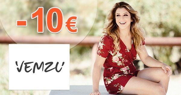 Zľavový kód -10€ zľava NA VŠETKO na Vemzu.sk