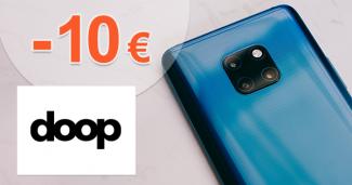 Zľavový kód -10€ zľava na všetko na DoopShop.sk