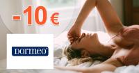 Zľavový kód -10€ zľava na všetko na Dormeo.sk