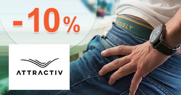 Zľavový kód -10% na Emporio Armani na Attractiv.sk