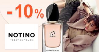 Zľavový kód -10% na Notino.sk, kupón, zľava, akcia