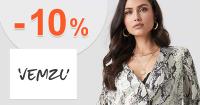 Zľavový kód -10% na Vemzu.sk + doprava ZDARMA