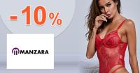 Zľavový kód -10% na body na Manzara.sk