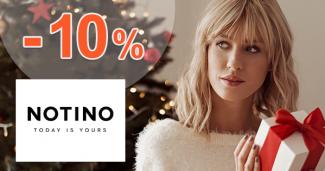 Zľavový kód -10% na darčekové sety na Notino.sk