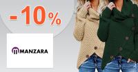 Zľavový kód -10% na svetre na Manzara.sk
