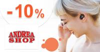 Zľavový kód -10% na Nivona na AndreaShop.sk