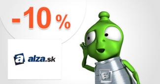 Zľavový kód -10% zľava na Bella a Panda na Alza.sk