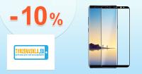 Zľavový kód -10% zľava na TvrzenaSkla.eu