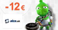 Zľavový kód -12€ na hobby produkty na Alza.sk