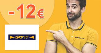 Zľavový kód -12€ zľava na Datart.sk