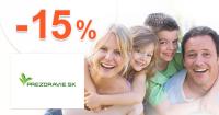 Zľavový kód -15% na Vitamín K2 na PreZdravie.sk