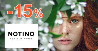 Zľavový kód -15% na kozmetiku Rexona na Notino.sk
