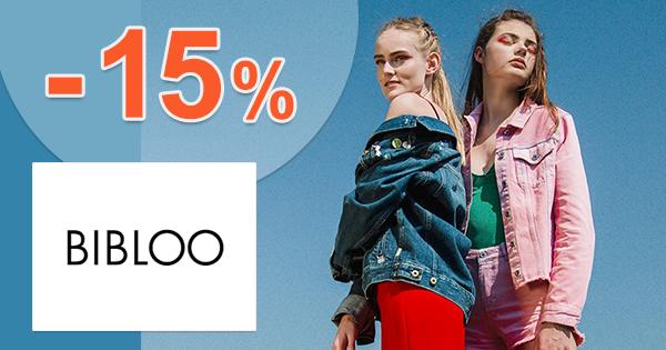 Zľavový kód -15% na dámsku obuv na Bibloo.sk