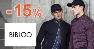 Zľavový kód -15% na pánsku obuv na Bibloo.sk