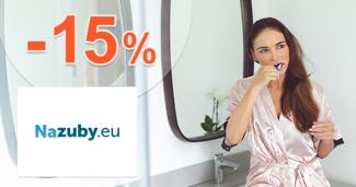 Zľavový kód -15% na ústne sprchy Philips na NaZuby.eu