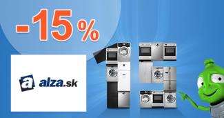 Zľavový kód -15% na spotrebiče BEKO na Alza.sk