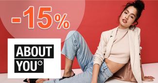 Zľavový kód -15% na Ivy & Oak na AboutYou.sk