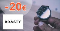 Zľavový kód -20€ na hodinky H. Boss na Brasty.sk