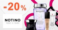 Zľavový kód -20% na TOP značky na Notino.sk